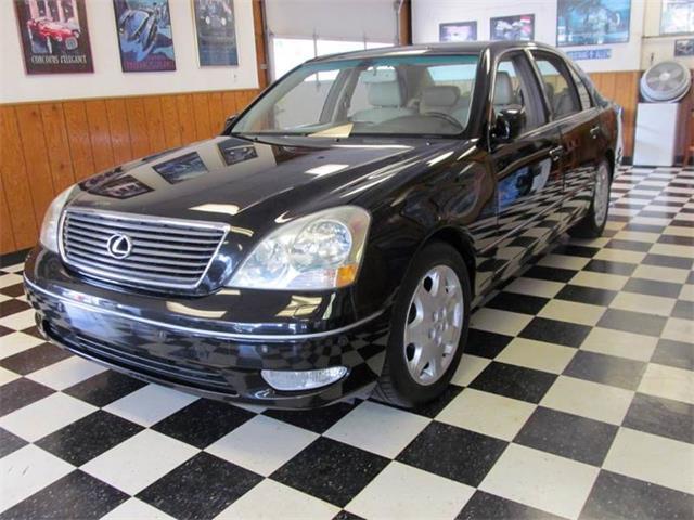 2001 Lexus LS430 | 903501