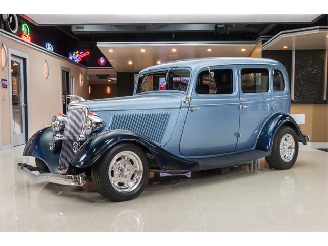 1934 Ford Sedan Fordor Street Rod   903512