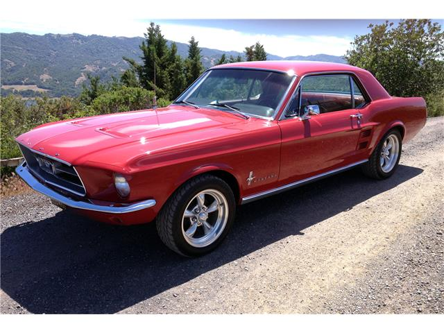 1967 Ford Mustang | 900352