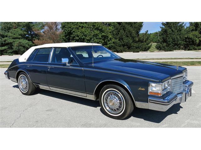 1985 Cadillac Seville Commemorative Edition   903520