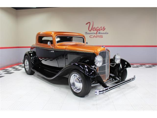 1932 Ford 3-Window Coupe | 903527