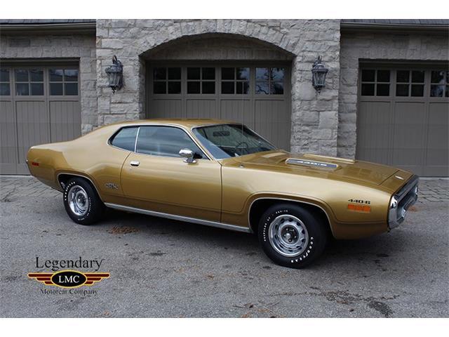 1971 Plymouth GTX | 903536