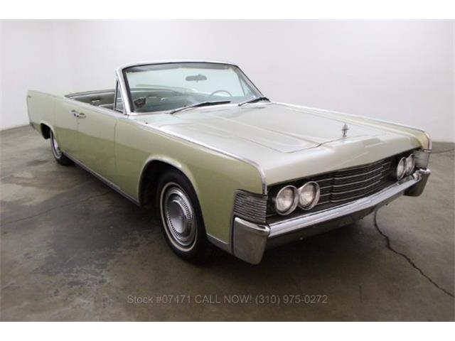 1965 Lincoln Continental | 903545