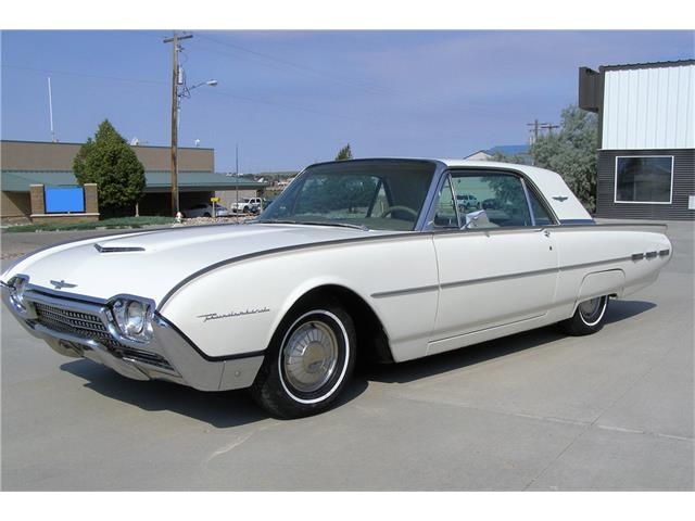 1962 Ford Thunderbird | 900355
