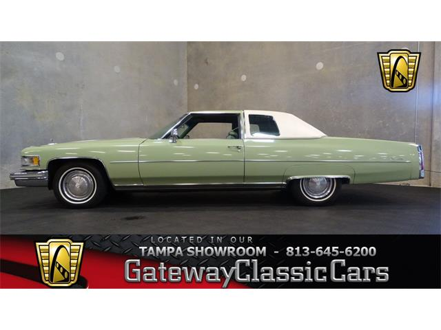 1975 Cadillac Coupe DeVille | 903552