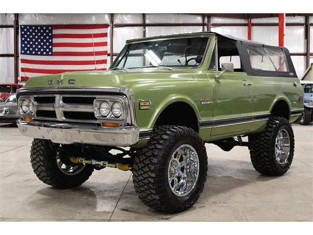 1972 GMC Jimmy | 903559