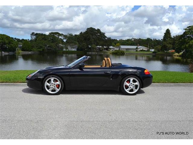 2001 Porsche Boxster | 903560