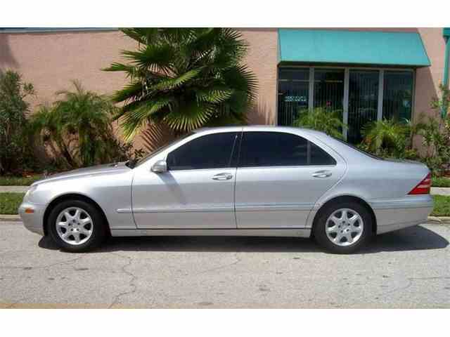 2000 Mercedes-Benz S-Class | 903563