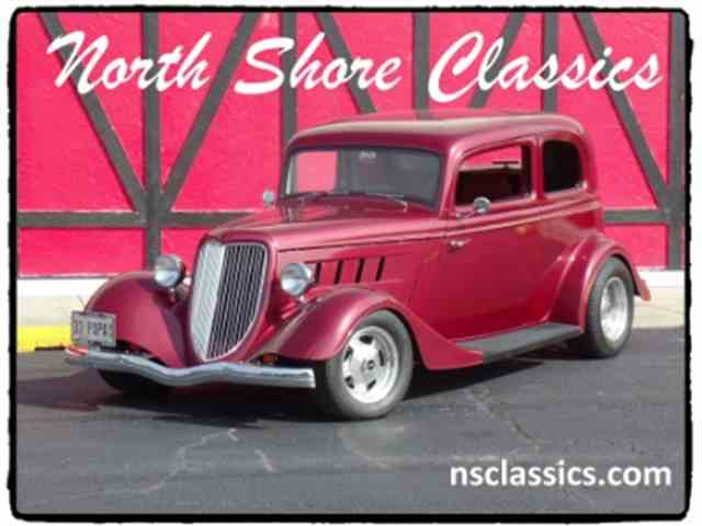 1933 Ford Vicky | 903580