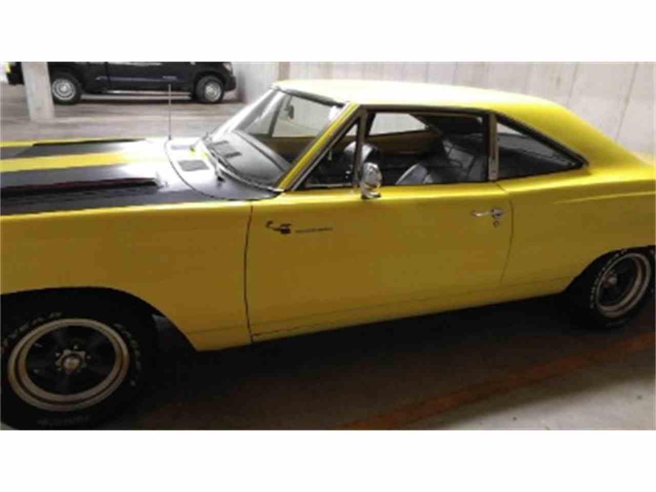 Large Picture of 1969 Plymouth Road Runner located in Palatine Illinois Offered by North Shore Classics - JD7I