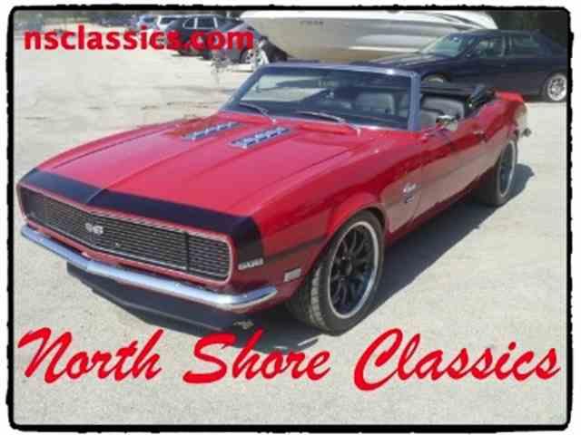 1968 Chevrolet Camaro | 903588