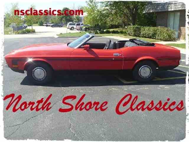 1971 Ford Mustang | 903590