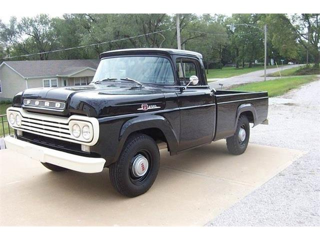 1959 Ford F250 | 903592