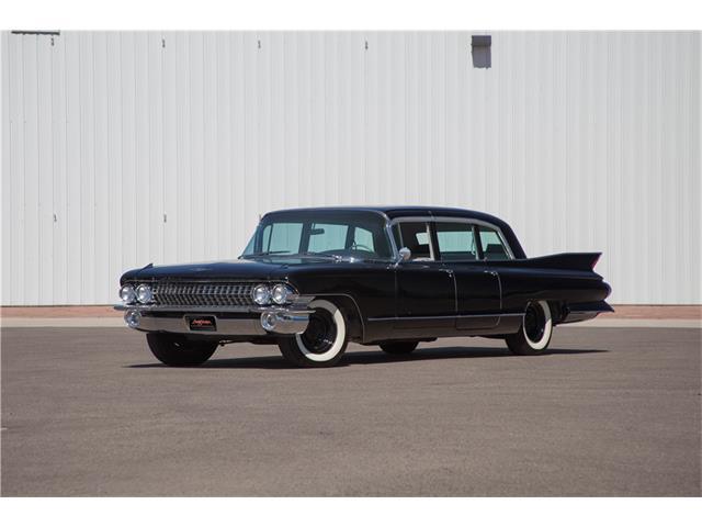 1961 Cadillac Fleetwood | 900360