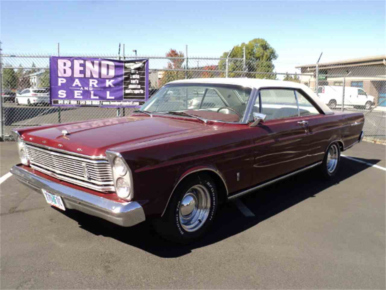 1965 ford galaxie 500 xl for sale cc 903606. Black Bedroom Furniture Sets. Home Design Ideas