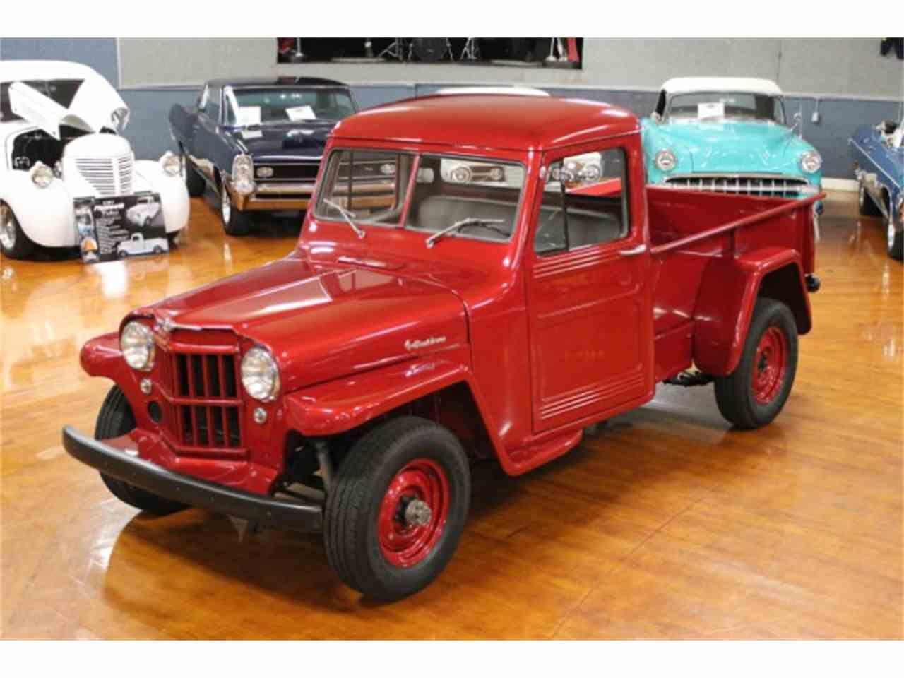 1960 willys jeep for sale cc 903628. Black Bedroom Furniture Sets. Home Design Ideas