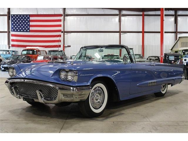 1958 Ford Thunderbird | 903634