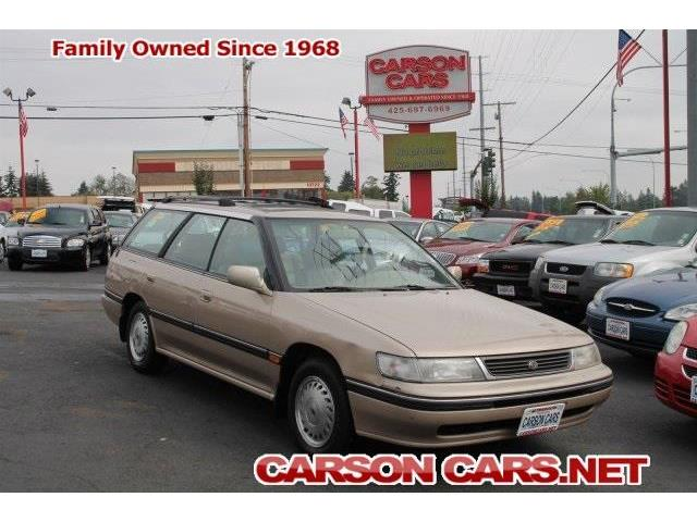 1993 Subaru Legacy | 903639