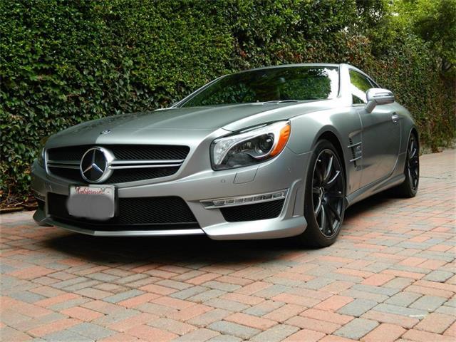 2013 Mercedes-Benz SL-Class | 903652