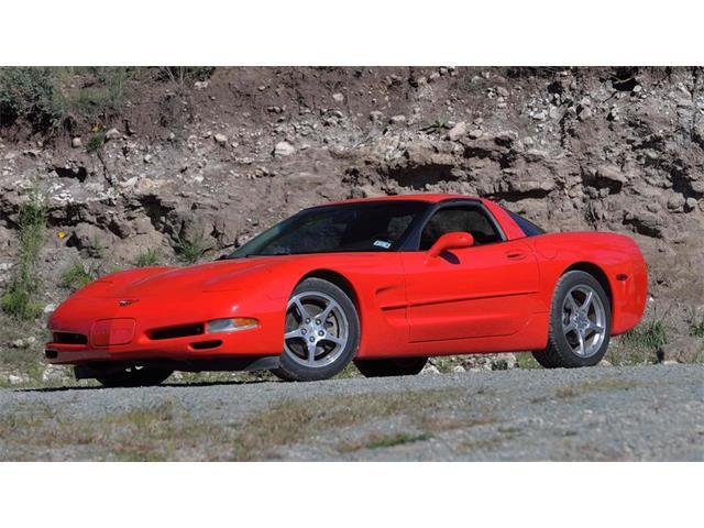 2002 Chevrolet Corvette | 903663