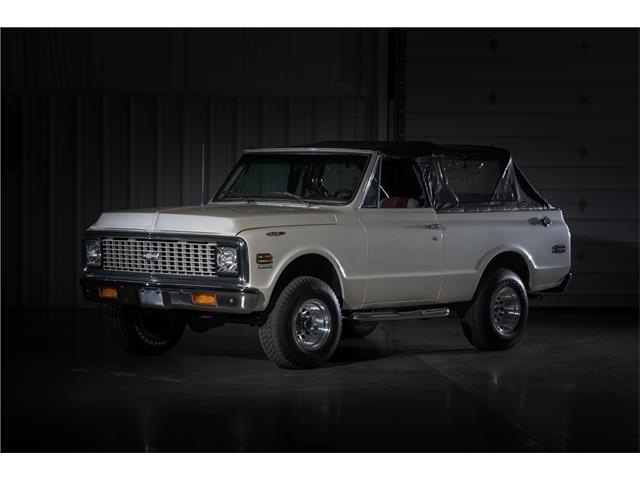 1972 Chevrolet Blazer | 900367