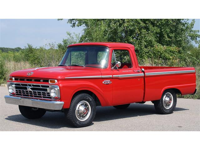 1965 Ford F100 | 903672