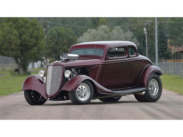 1934 Ford 5-Window Coupe | 903673