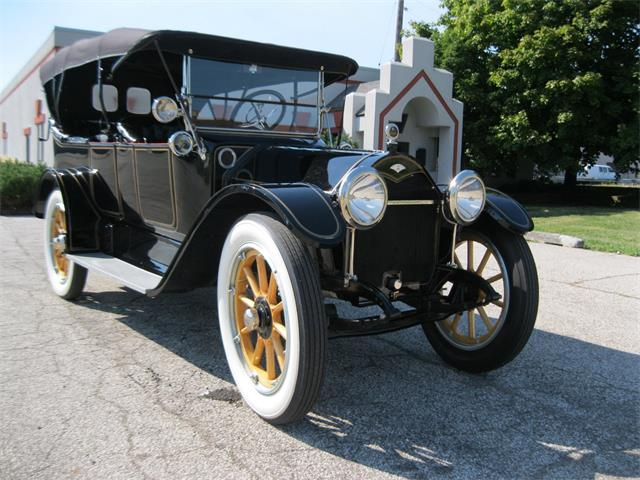 1914 Abbott-Detroit Belle Isle Model F 7-Passenger Touring Car | 903688