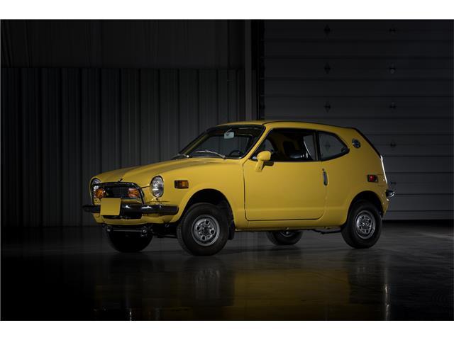 1972 Honda Coupe   900369