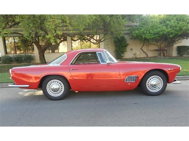 1963 Maserati 3500 | 903691