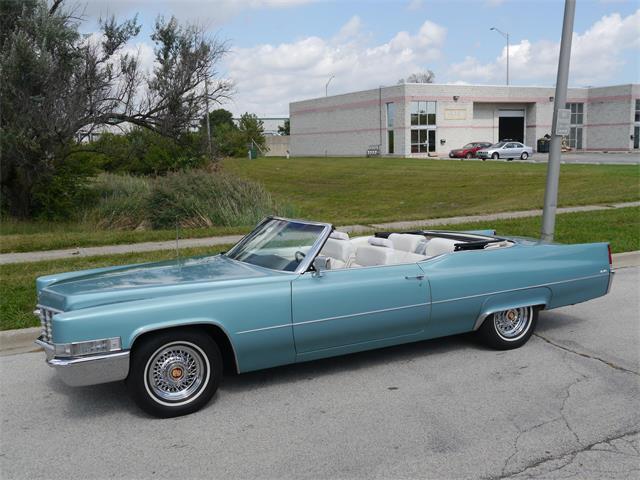 1969 Cadillac DeVille | 903707