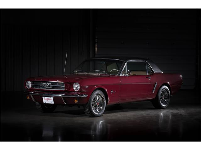 1965 Ford Mustang   900372