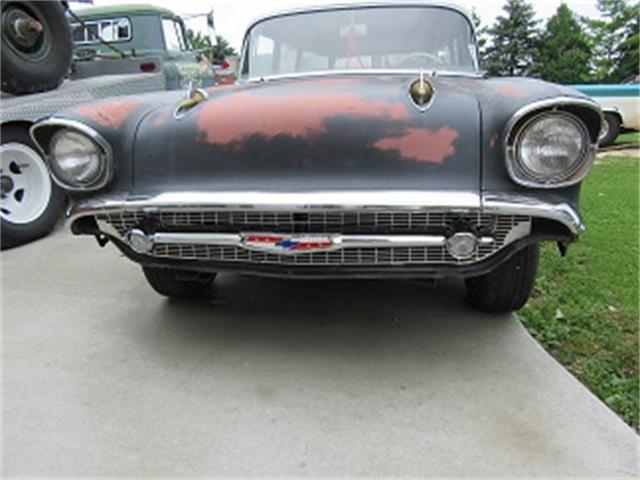 1957 Chevrolet 4-dr wagon | 903720