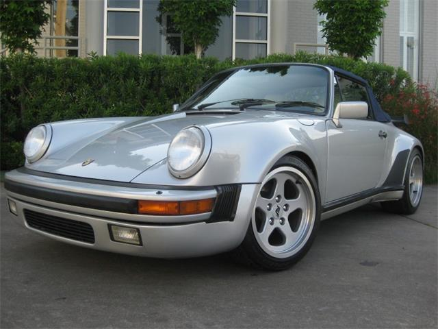 1989 Porsche 911 Carrera Cabriolet Turbo | 903721