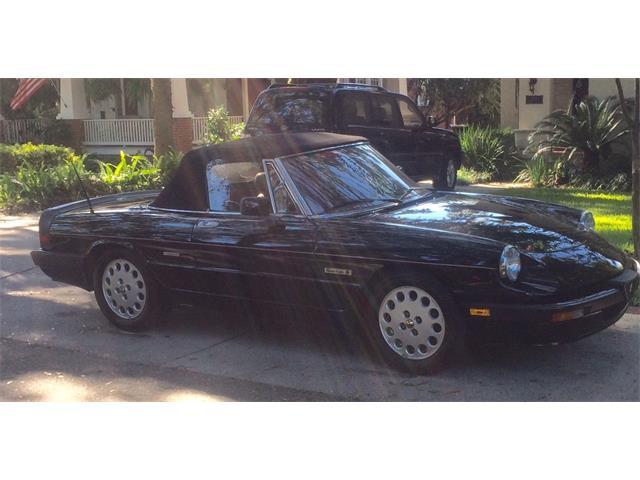 1988 Alfa Romeo Spider Quadrifoglio | 903727