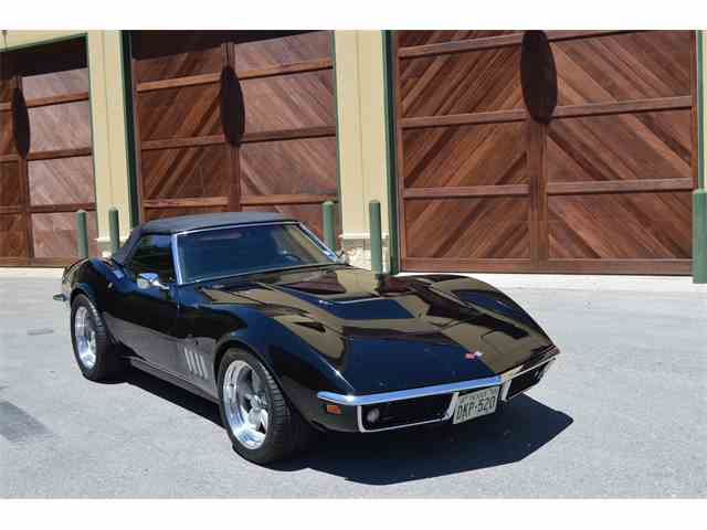 Picture of Classic 1969 Corvette located in TEXAS - $69,000.00 - JDBN