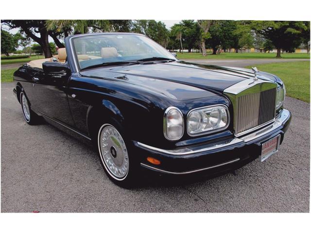 2000 Rolls-Royce Corniche | 903732