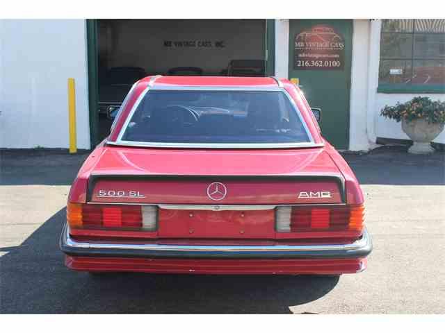 1983 Mercedes-Benz 500SL | 903733
