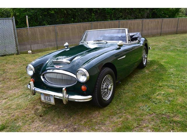 1965 Austin-Healey 3000 MKIII BJ8 Phase II Roadster | 903738