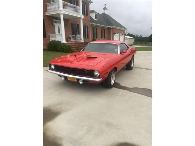 1970 Plymouth Barracuda | 903739