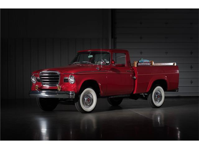 1961 Studebaker Champ   900374
