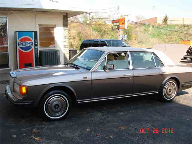 1986 Rolls-Royce Silver Spur | 903741