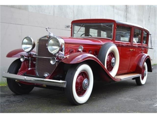 1930 Cadillac V-16 Landaulette De Luxe | 903756
