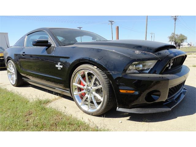 2012 Ford Mustang Shelby GT500 | 903761