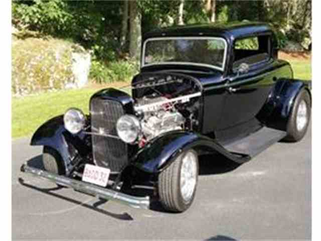1932 Ford 3-Window Coupe | 903764