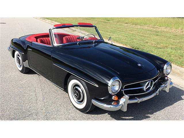 1962 Mercedes-Benz 190 | 903777