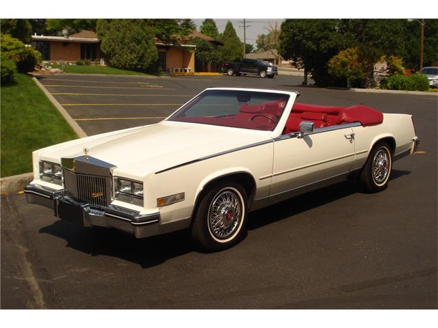 1985 Cadillac Eldorado | 903778