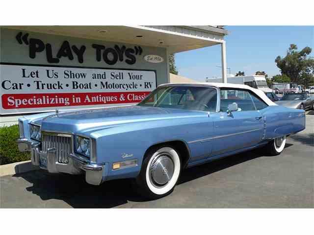 1972 Cadillac Eldorado | 900038