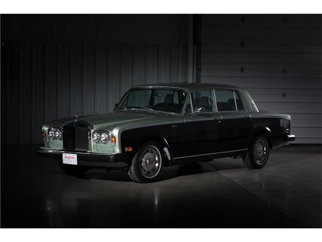 1979 Rolls-Royce Silver Shadow II | 900380