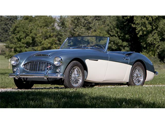 1960 Austin-Healey 3000 MK I BT7 Roadster | 903801